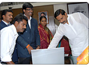 Sri Nallari Kiran Kumar Reddy Hon'ble Chief Minister Government of Andhra Pradesh
